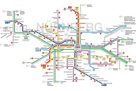 Liniennetze Vgn